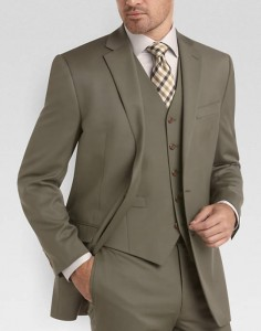 MW Ralph Lauren Olive Khaki spring and summer suit styles